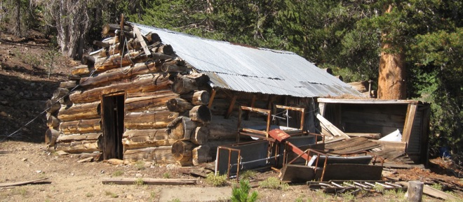 Ghost Towns And Mines